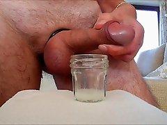 Controlled Triple Orgasm. Drink my cum.