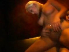 Sweet party blonde gets fucked