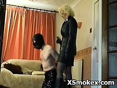 Sexy Kinky Slut Smoking Hot Fetish