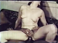 Flesh Games - 60s interracial threesome - cc79