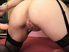 Squirter Furiously Fucking Herself