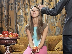 subtle sex with incredibly hot Anjelica