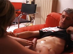 italian mature couple rough sex