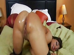 Rikki Strips, Fucks, And Takes It In the Ass