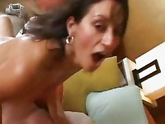 Fuck loving Persia Monir rides her steamy twat on her mans dick and bounces on