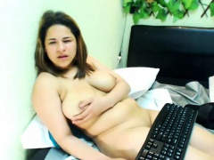 Big boobs latin sweetie Nikki Delano homemade porn sextape