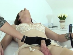 Unfaithful english milf lady sonia shows her giant naturals