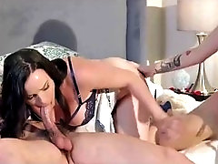 dirty slutty whore taboo fucked by my friend