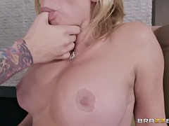 Alexis Fawx And Briana Banks MILFriendly Neighborhood
