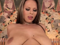 Milf Dominno got fucked hard and fast