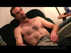 Mature Amateur Scott Jacking Off
