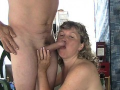 55 yo marie with husband  both masturbating