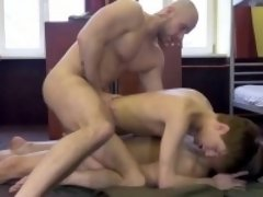Double Penetrating Young Yuri Adamov