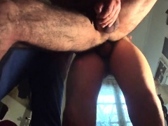 Bareback Gay Sex With Facial