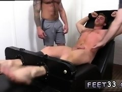 Young boys feet gay porn tube Connor Maguire Jerked & Tickle