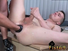 Teeny gay fisting and brazilian men working around Brian's i