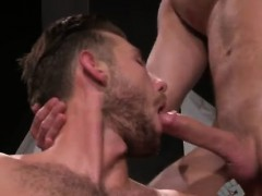 Fist small boys gay Toned and scruffy Jacob Peterson and Bri