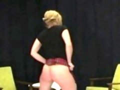 Hot European Babes Go In For Spanking