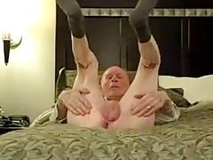 Grandpa fucks a other men