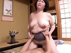 Lustful Japanese wives getting banged hard by their lovers