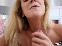 Big tit red head milf fucks Cherie Deville in Impregnated By