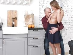 Sexy Jenny Manson Has Her Pussy Licked and Fucked by Her Boyfriend