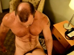 Two gay dicks rubbing video Thankfully, muscle daddy Casey h