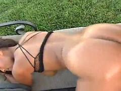 big booty fucked outdoors