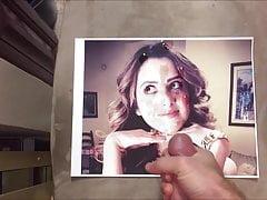 Laura Marano Cum Tribute 08