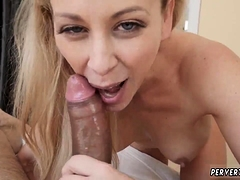 Hands free blowjob Cherie Deville in Impregnated By My Stepa