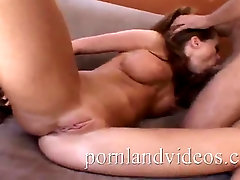Hardcore blowjob and face fuck with wife