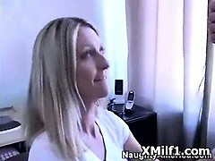 Hardcore Sexy Milf Pegged And Sucked