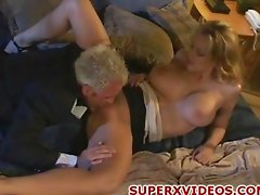 Stormy daniels eating cums dirty blonde